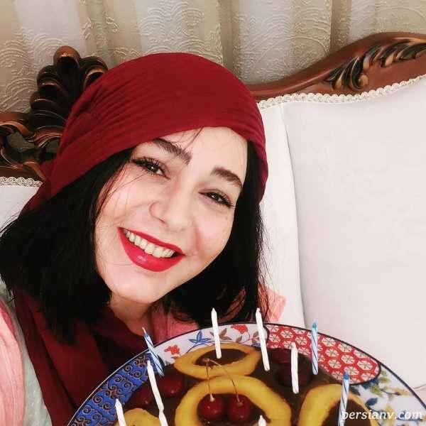 جشن تولد سانیا سالاری