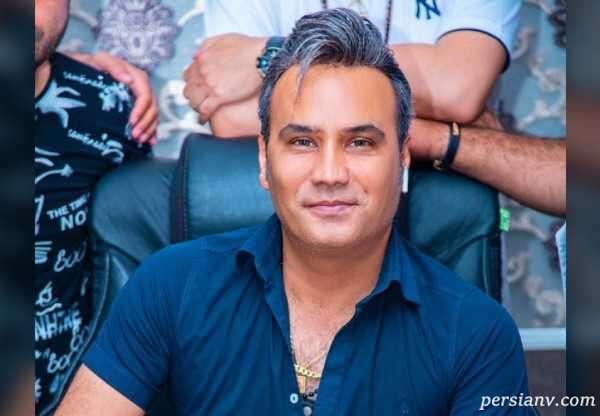 سورپرایز تولد شهرام شکوهی خواننده با حضور دوستان و طرفداران