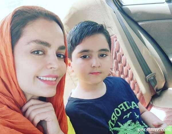 جشن تولد خاص پسر سپیده خداوردی بازیگر در ۶ سالگی