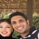 ورزش سپهر حیدری و همسرش آرام جوینده