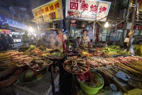 وضعیت زندگی مردم چین