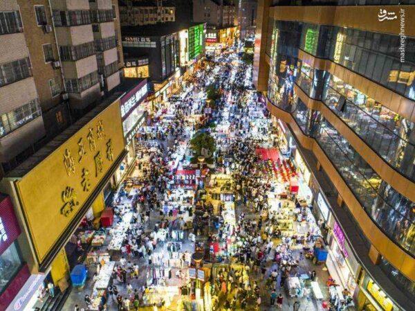 شهرهای چین بدون کرونا