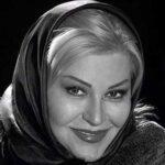 چهره جدید و تغییر کرده اکرم محمدی بازیگر در کنار دخترش