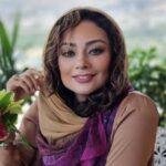 رد ماسک بر چهره غم زده یکتا ناصر بازیگر سریال دل