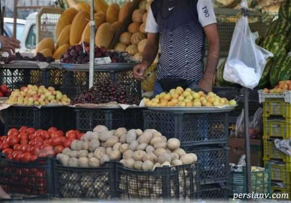 کتک زدن جوان دستفروش میوه در مراغه توسط ماموران شهرداری