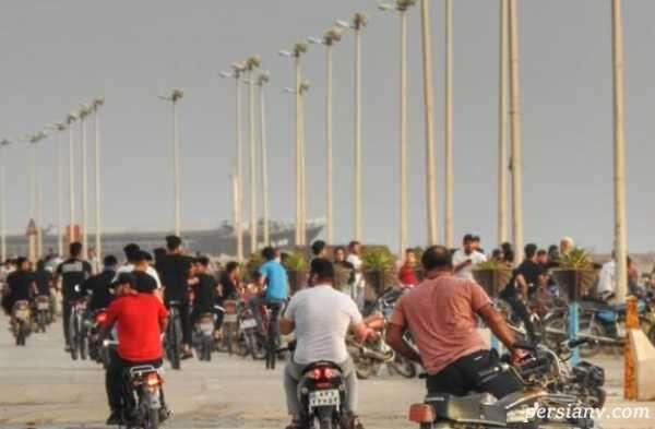 کرونا در جنوب ایران