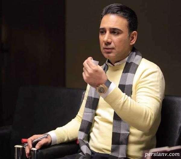 گفتگوی شاهین صمدپور