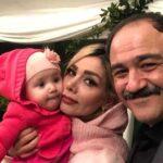 عکسی که همسر مهران غفوریان به مناسبت تولد آقای بازیگر منتشر کرد