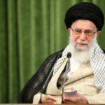 اولین شب مراسم عزاداری در حسینیه امام خمینی با حضور رهبر انقلاب