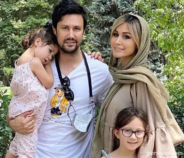 سپیده بزمی پور و خانواده اش