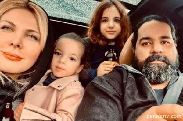استوری های رضا صادقی از مبتلا شدن خانوادگی به کرونا دلتا
