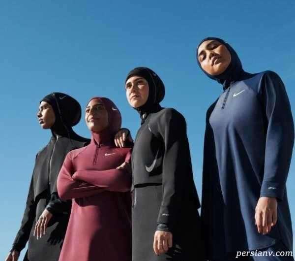 لباس خاص احلام ورزشکار زن مسلمان که مورد توجه قرار گرفت