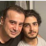 پدر , برادر و پسر کمند امیرسلیمانی بازیگر در میدان تجریش تهران