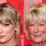 عکس پیری افراد مشهور بعد ۴۰ سال اگر طبیعی پیر شوند