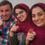 اولین حضور همسر و دختر مرحوم علی سلیمانی در تلویزیون