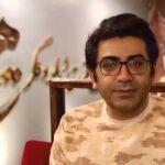 جشن تولد فرزاد حسنی مجری توانمند در ۴۴ سالگی