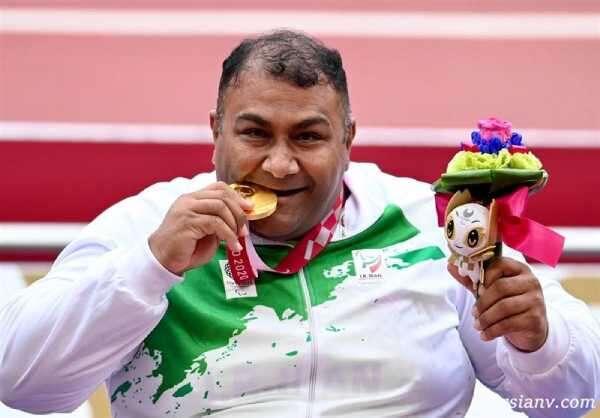 حامد امیری قهرمان پارالمپیک توکیو قبل و بعد از معلولیت