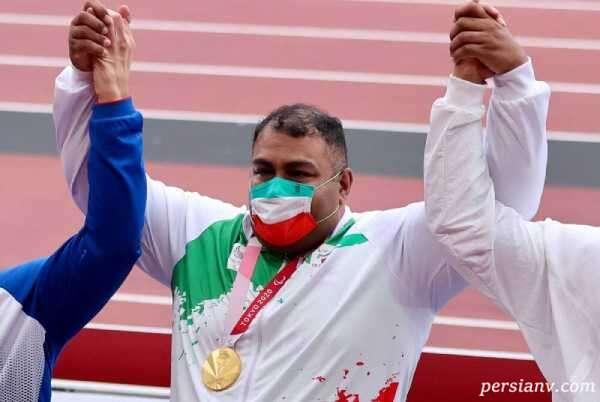 ورزشکار ایرانی در پارالمپیک