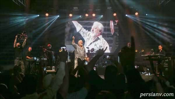 گزارشی از هزینه میلیاردی ایرانی ها برای کنسرت خواننده ایرانی در ترکیه