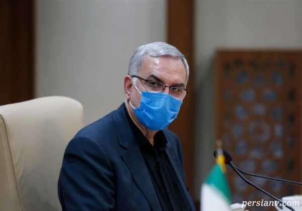 سوال حاشیه ایی و شوخی جالب خبرنگار صدا و سیما با وزیر بهداشت