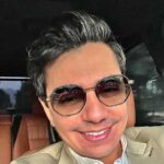 ویدیویی که محسن ابراهیم زاده خواننده پاپ برای تولدش منتشر کرد