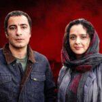اولین تصویر از ترانه علیدوستی و نوید محمدزاده در تفریق