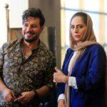 اکران مردمی آخرین قسمت زخم کارى با بازیگران و کارگردان این سریال