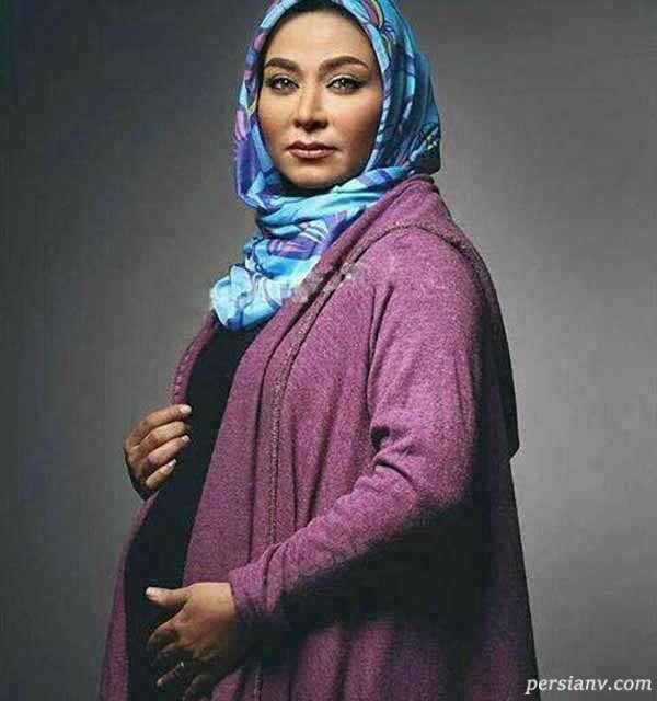 بارداری بازیگران معروف
