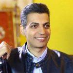 جشن تولد سورپرایزی برای عادل فردوسی پور