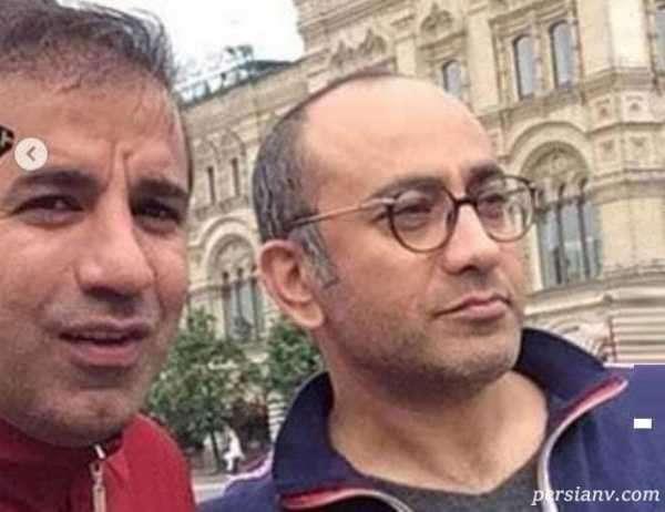 عارف لرستانی و علی سلیمانی