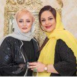 تبریک تولد نعیمه نظام دوست به خواهرش به همراه عکس های خانوادگی