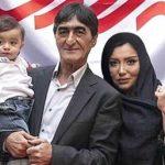تصاویر جدید والارضا پسر ناصر محمدخانی به مناسبت روز کودک