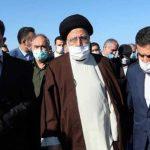 ترکی حرف زدن رئیس جمهور رئیسی در حاشیه سفر استانی به اردبیل