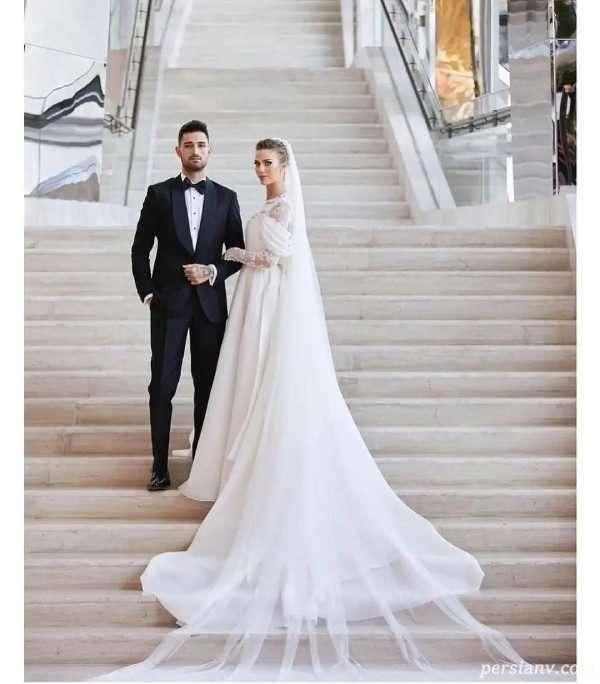 عروسی پسر ابراهیم تاتلیسس