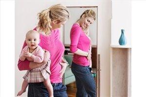تناسب اندام پس از بارداری