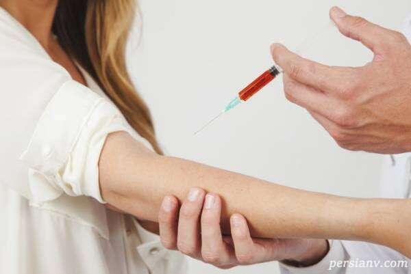 آزمایش های ضروری بارداری