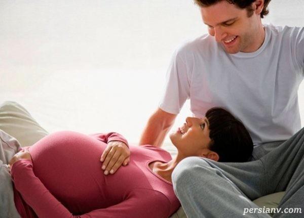روابط زناشویی در بارداری