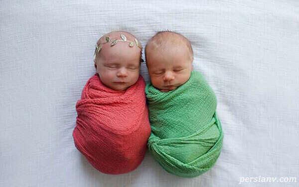 مراقبت های بارداری چند قلویی
