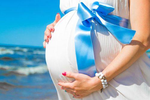 وزن طبیعی جنین