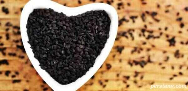 درمان بیماری ها و کاهش درد زایمان با سیاه دانه