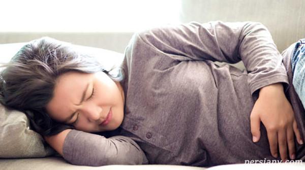علل درد پهلو در دوران بارداری