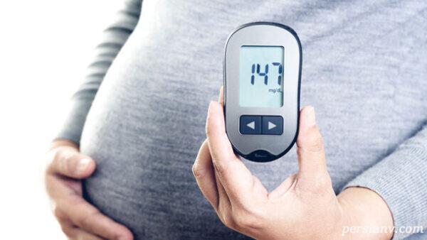 عوارض دیابت در دوران بارداری بر روی نوزاد!!