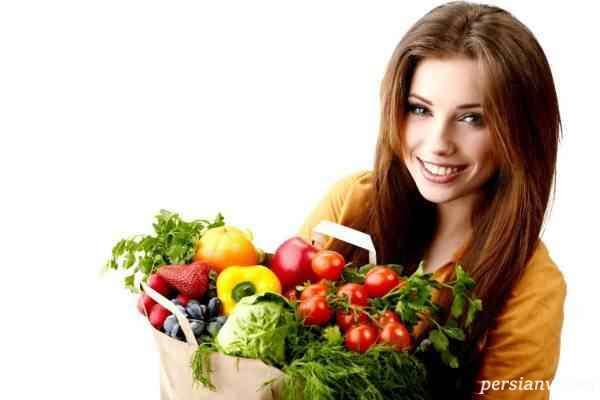 قبل از بارداری این میوه را بخورید!!