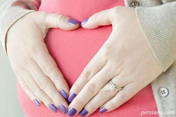 خطرات لاک زدن برای خانم های باردار