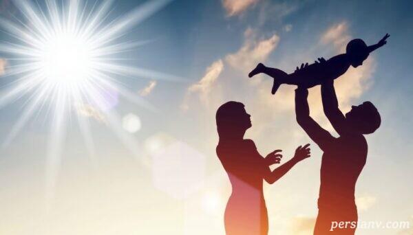۶ قدم از ازدواج تا بچه دار شدن