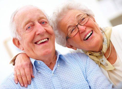 رابطه زناشویی در سالمندان