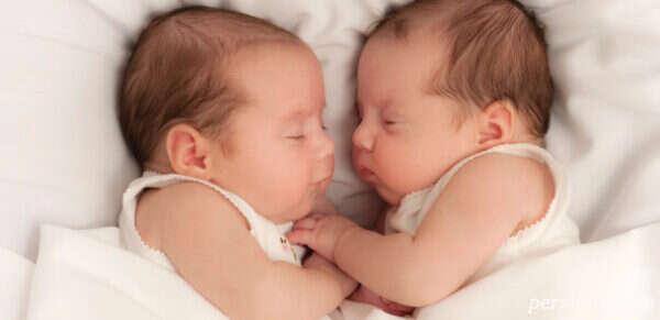 مشکلات بارداری دوقلویی