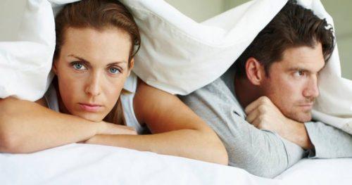 عدم تمایل به رابطه زناشویی