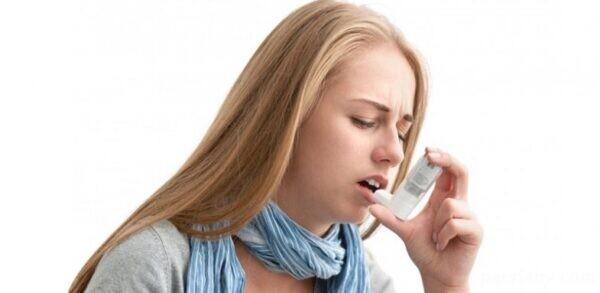 نشانه ها آسم در زنان باردار و درمان آن