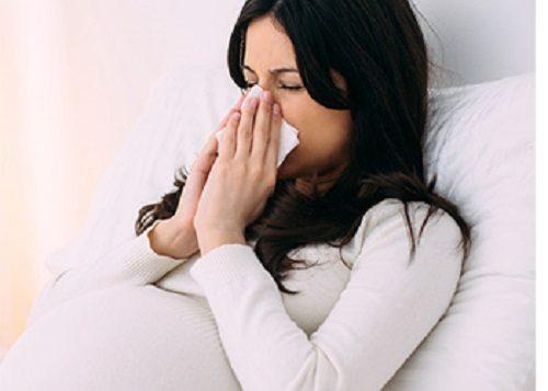 درمان سرماخوردگی به صورت طبیعی در دوران بارداری